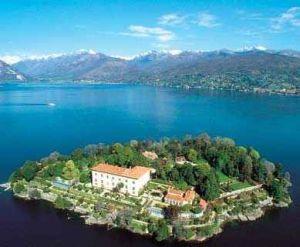 Isola Madre sul Lago Maggiore