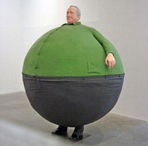 uomo patata